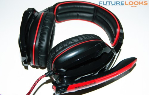 GAMDIAS EROS Surround Sound Gaming Headset 11