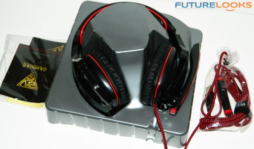 GAMDIAS EROS Surround Sound Gaming Headset 2