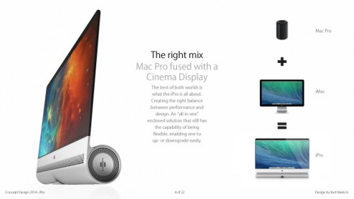 What If This Apple iMac Pro Concept Were Real?