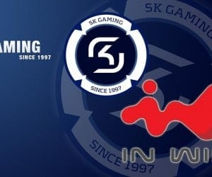 SK Gaming e-Sports Team Now Sponsored by In Win Development