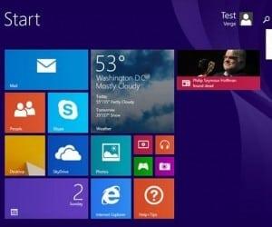 Microsoft Leaks Download for Windows 8.1 Update 1