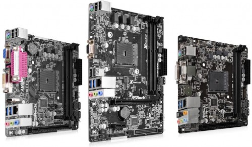 ASRock Shows Off AM1 Boards for Latest AMD APUs