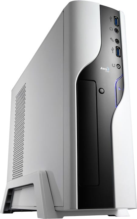 Aerocool QS-101 and QS-102 Bring Style to Slim PC Cases