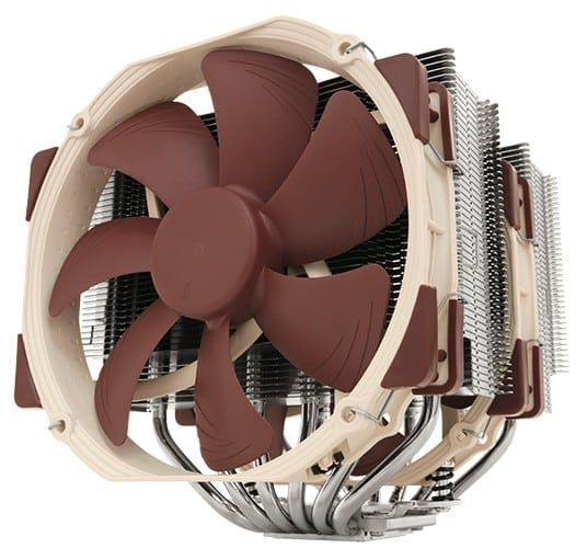 New Noctua NH-D15 Set to Reclaim CPU Cooling Crown