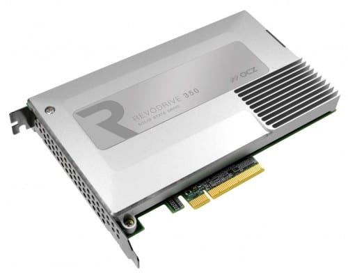 OCZ RevoDrive 350 for Workstations and High Performance Gaming