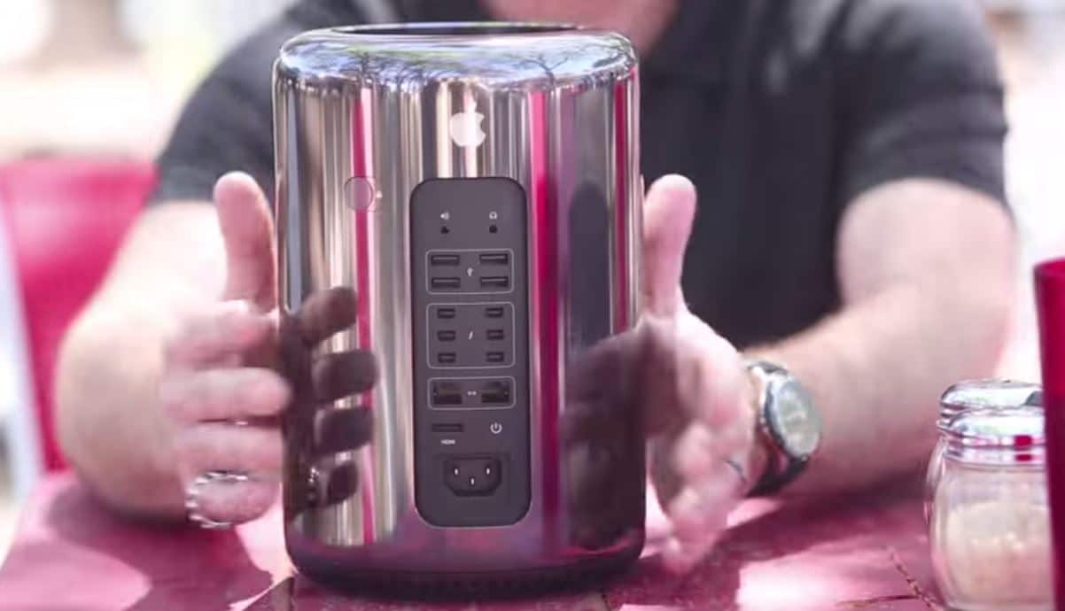 New Video Ad Pokes Fun at Everything the Mac Pro Isn't