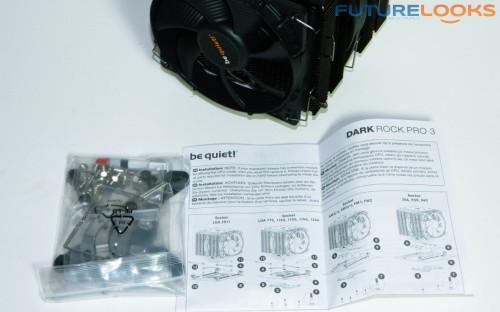 be quiet! Dark Rock Pro 3 CPU Cooler 16