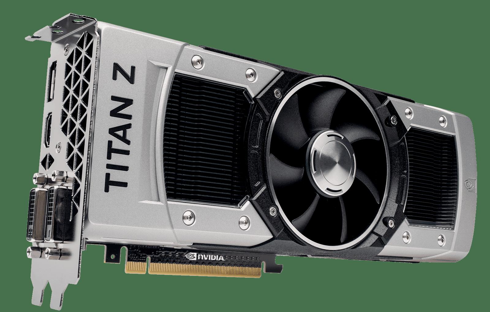Rock the GeForce, GeForce GTX TITAN Z!