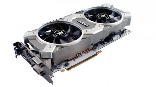 Galaxy GTX 780 Ti HOF+ Claiming Title of Most Powerful GPU?