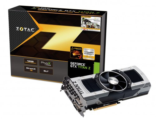 COMPUTEX 2014 - ZOTAC Is 4K All the Way with Their Most Powerful Graphics Card
