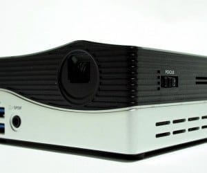 GIGABYTE BRIX Projector Mini PC Reviewed