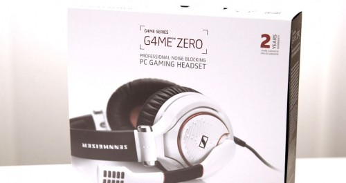 Gaming Headset Shootout - SteelSeries Siberia Elite vs Sennheiser G4ME ZERO (Video)
