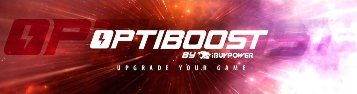 GIGABYTE and iBUYPOWER to Deliver OptiBoost Customized Gaming Notebooks