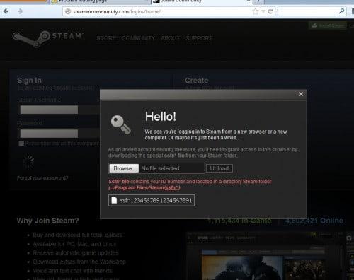 Beware of New Steam Phishing Scheme