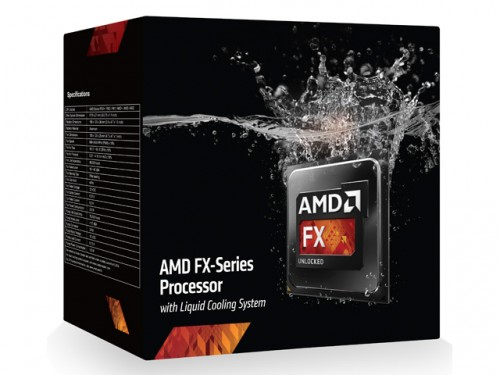 AMD to Relaunch the FX-9590 with AIO Cooler