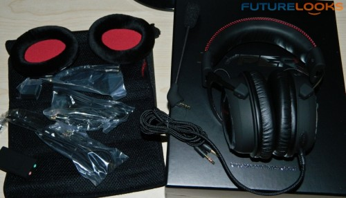 Kingston HyperX Cloud Gaming Headset Review 10