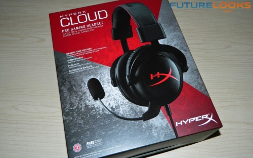 Kingston HyperX Cloud Gaming Headset Review 4