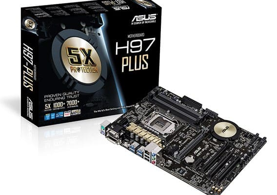 """BIOS Upgrade Enables Intel """"Broadwell"""" CPU Support for ASUS Motherboards"""