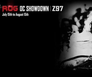 Republic of Gamers Hosting Overclocking Showdown