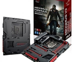 ASUS ROG Announces the Maximus VII Formula