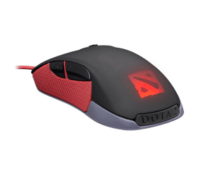 SteelSeries Jumping in with Special Edition Dota 2 Rival Gaming Mouse