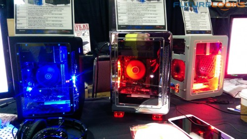 PDXLAN 22: Futurelooks Visits In-Win, Rosewill, Puget Systems, Thermaltake, and NVIDIA
