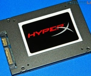 Kingston HyperX Fury 240GB SATA SSD Reviewed