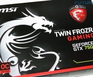 MSI GTX 750 Ti OC TwinFrozr II Video Card Review