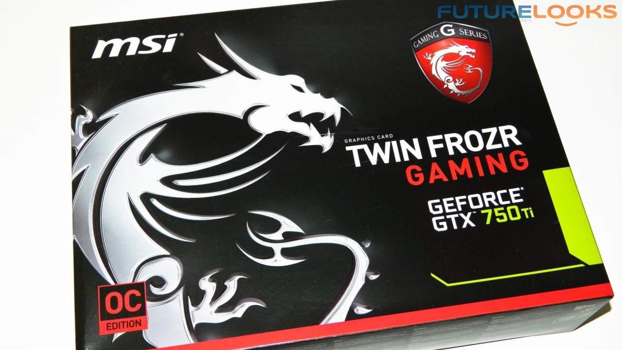MSI GTX 750 Ti OC TwinFrozr II Video Card Review