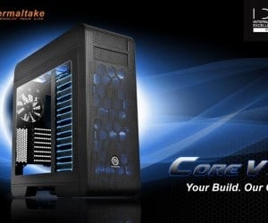 Thermaltake Received IDEA Award 2014 for the Core V71 Case