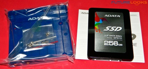 ADATA Premier SP610 256GB SATA Solid State Drive Review