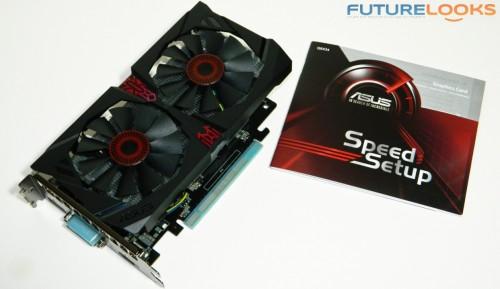 ASUS STRIX GTX 750 Ti Video Card 3