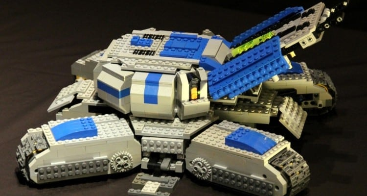 LEGO Starcraft Can Be Real If You Help