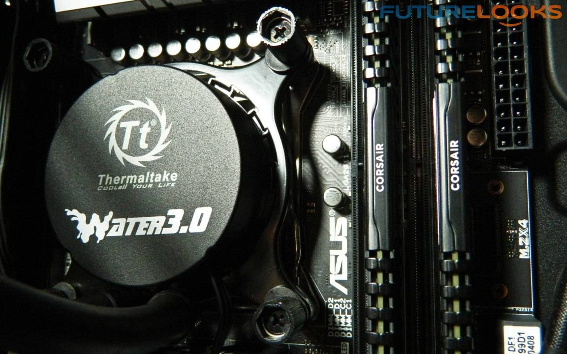The Thermaltake Water 3.0 Ultimate All-In-One Liquid Cooling System Reviewed