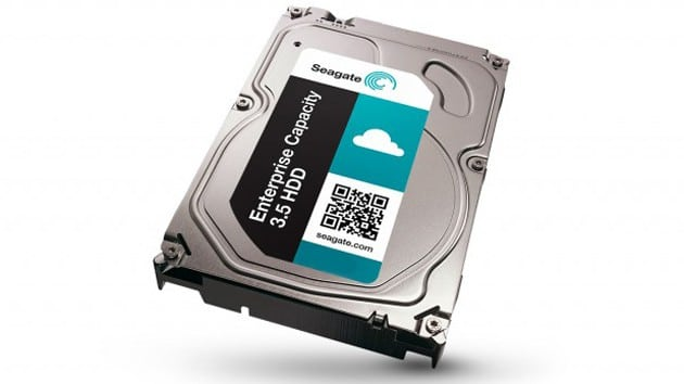 Seagate Dares You to Fill Its Newest 8TB Hard Drive