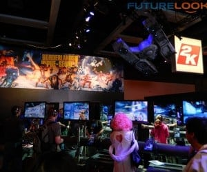 The Futurelooks Tour of PAX Prime 2014
