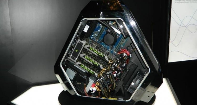 Alienware Area 51 Desktop: Alienware Area-51 Desktop PC Is Out Of This World