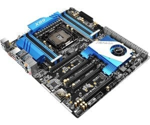 ASRock X99 Extreme11 Motherboard Built with Super Tower Cases in Mind