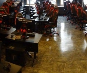 iBUYPOWER Builds Varsity eSports Arena Inside Degree Granting University