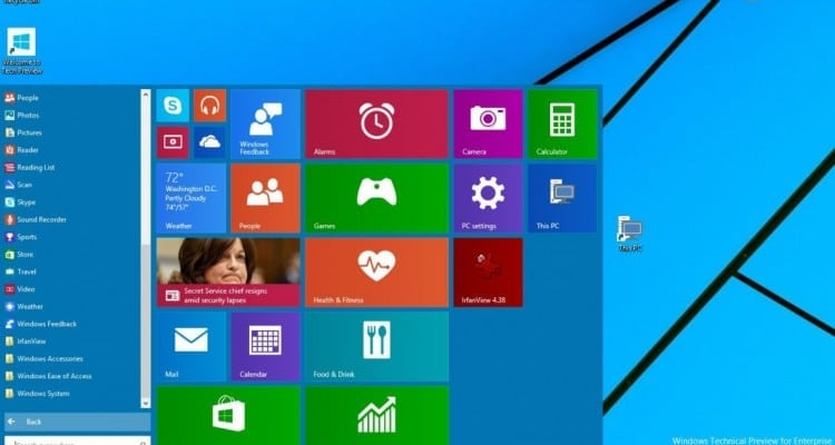 Five Things We Like (So Far) About Windows 10