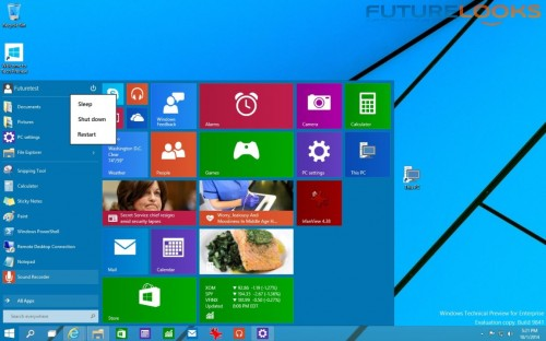 Futurelooks Microsoft Windows 10 Preview_ What We Liked 8