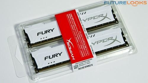 Kingston HyperX Fury 16GB 1866 MHz DDR3 Memory 1