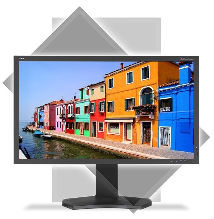 NEC PA322UHD Brings Most Accurate Color to PC Displays Ever