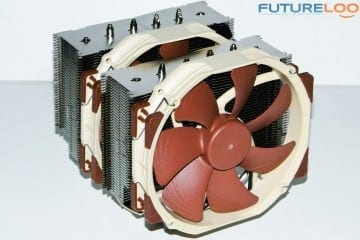 Noctua NH-D15 Dual Tower CPU Cooler Review