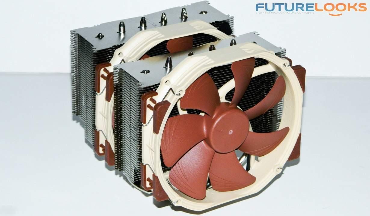 Noctua NH-D15 Dual Tower CPU Cooler Review