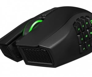 Razer Creates Truly Epic Mouse for MMO Gamers