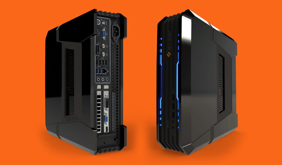World's Fastest Console Is a SYBER PC with Identity Issues