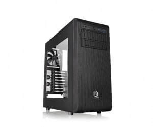 Thermaltake Mid Tower Core V31 Has Full Tower Cooling System