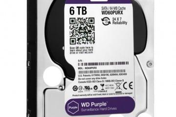Western Digital: WD Purple Is the New Black
