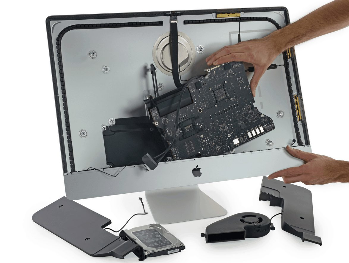 The New Apple 27-Inch 5K Retina iMac Becomes Even More Unrepairable